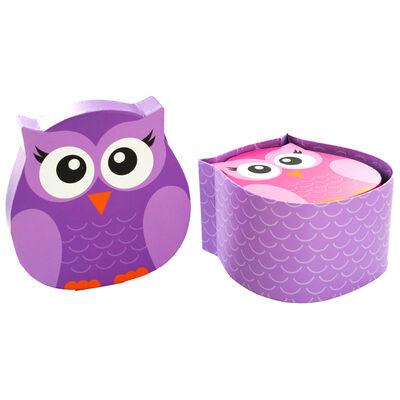 Owl Shaped Storage Boxes - Set of 2 image number 2