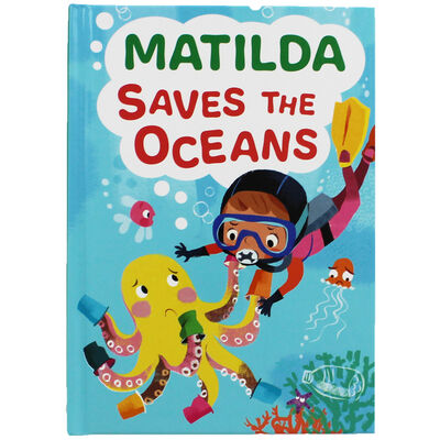 Matilda Saves The Oceans image number 1