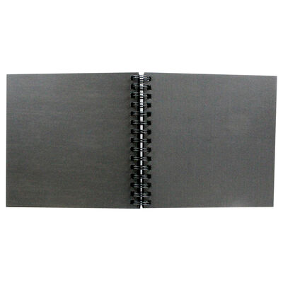 Create Your Own Black Scrapbook - 8 x 8 Inches image number 2