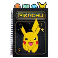 A5 Retro Pokemon Project Notebook