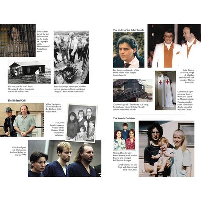 Cults Uncovered: True Stories of Mind Control and Murder image number 2