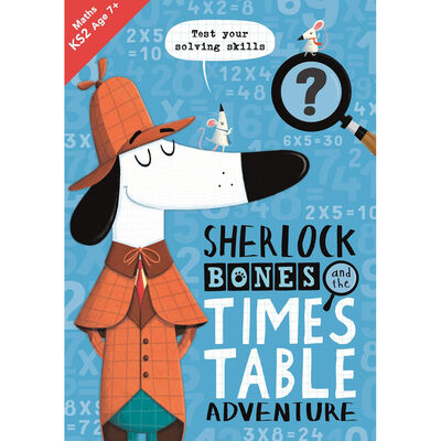 Sherlock Bones and the Times Table Adventure image number 1