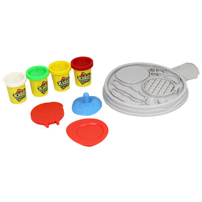 Breakfast Bonanza Modelling Dough Play Set image number 3