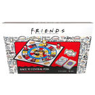Friends Trivia Race to Central Perk Board Game image number 1