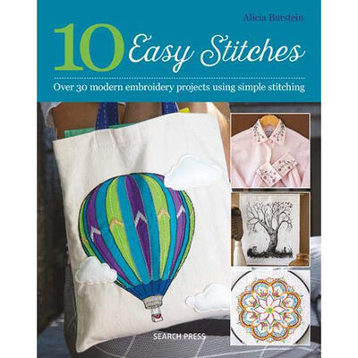 10 Easy Stitches image number 1