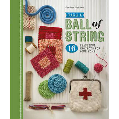 Take a Ball of String: 16 Beautiful Projects for Your Home image number 1