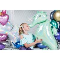38 Inch Seahorse Super Shape Helium Balloon