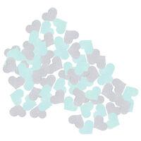 Baby Shower: Heart Confetti