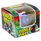 Metallic Spinner Ball - Assorted image number 1