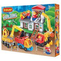 Bauer Blocks Construction Playset