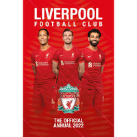 The Official Liverpool FC Annual 2022