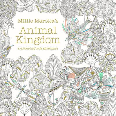 Millie Marotta's Animal Kingdom Colouring Book image number 1