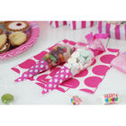 10 Pink Polka Dot Cone Favour Bags image number 3