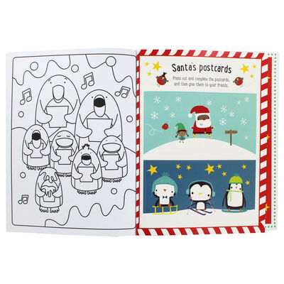 Penguin And Friends Activity Book image number 2