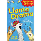 Llama Drama image number 1