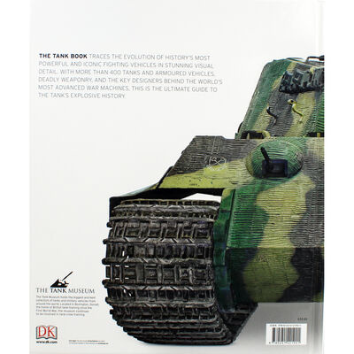 DK The Tank Book image number 3