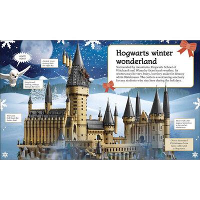 LEGO Harry Potter Hogwarts at Christmas image number 2