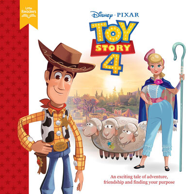 Disney Pixar Toy Story 4: Little Readers image number 1