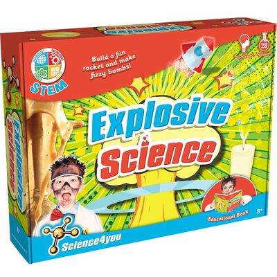 Science 4 You Explosive Science image number 1