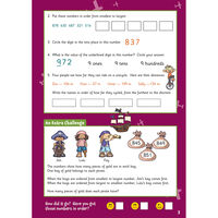Maths Activity Book: Ages 7-8
