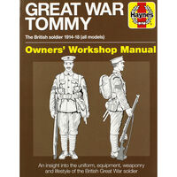 Haynes Great War Tommy Manual