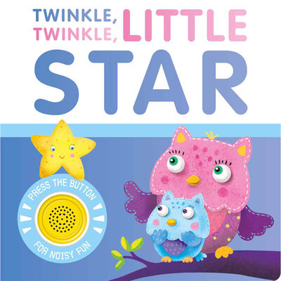 Twinkle Twinkle Little Star Sound Book image number 1