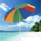Multi Coloured Parasol With UV Protection image number 3