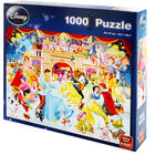 Disney on Ice 1000 Piece Jigsaw Puzzle image number 3