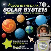 Glow In The Dark Solar System Kit