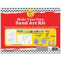 Make Your Own Unicorn Sand Art Kit
