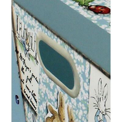 Peter Rabbit Collapsible Storage Box image number 2