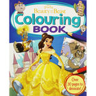 Disney Princess Beauty and the Beast Colouring Book image number 1