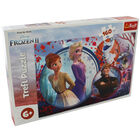 Disney Frozen 2 160 Piece Jigsaw Puzzle image number 1