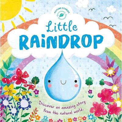 Nature Stories: Little Raindrop image number 1