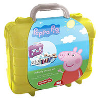 Peppa Pig Activity Stamp Set: Assorted Travel Case