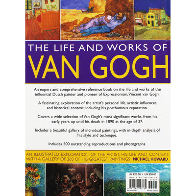 The Life and Works of Van Gogh image number 4