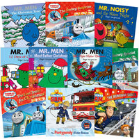 Mr Men, Thomas & Friends: 10 Kids Picture Books Bundle