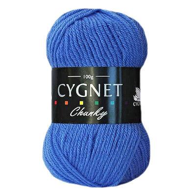 Cygnet Chunky Saxe Yarn - 100g image number 1