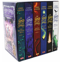 The Land of Stories: 6 Book Box Set