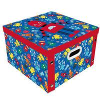Robot Collapsible Storage Box