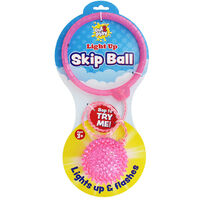 Out 2 Play - Light Up Skip Ball - Assorted
