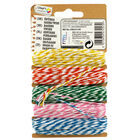 10m Bright Bakers Twine - 5 Pack image number 2