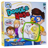 Doodle Nose Game