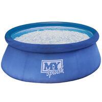 M.Y Splash Quick Set Pool 7ft