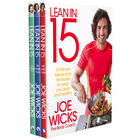 Joe Wicks Lean in 15: 3 Book Collection image number 1