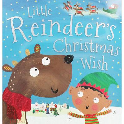 Little Reindeer's Christmas Wish image number 1