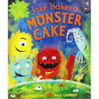 Jake Bakes a Monster Cake image number 1