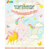 Grafix Unicorn Activity & Sticker Book