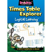 Logical Learning Times Table Explorer
