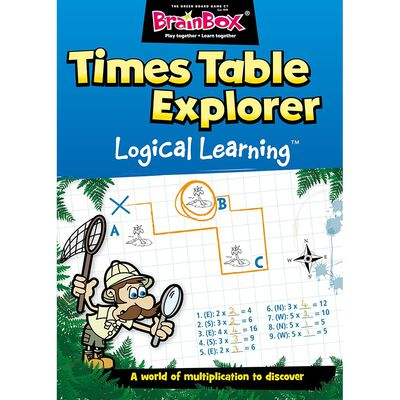 Logical Learning Times Table Explorer image number 1